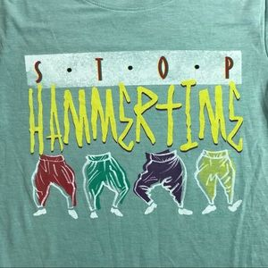 Tops - 90s style vintage Hammertime T-shirt